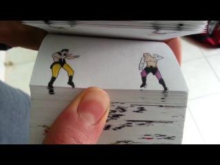 Mortal Kombat Flipbook